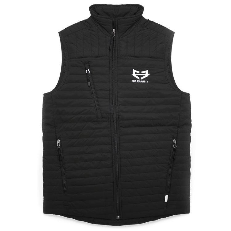 Go Earn It Thermolite® Vest - Black