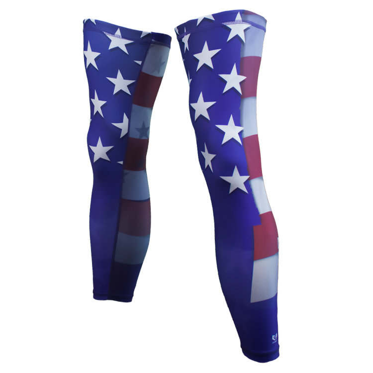American Flag Leg Sleeve - Adult Sizing