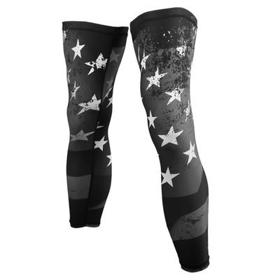 Black Flag Leg Sleeve - Adult Sizing