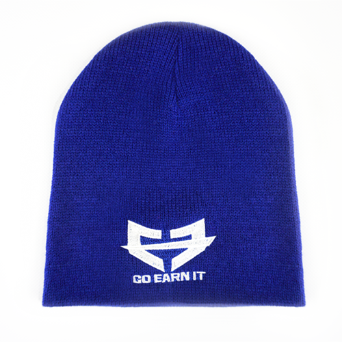 ESSENTIALS BEANIE - Blue