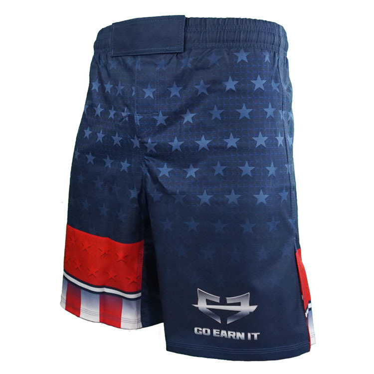 PATRIOT FIGHT SHORTS - Adult