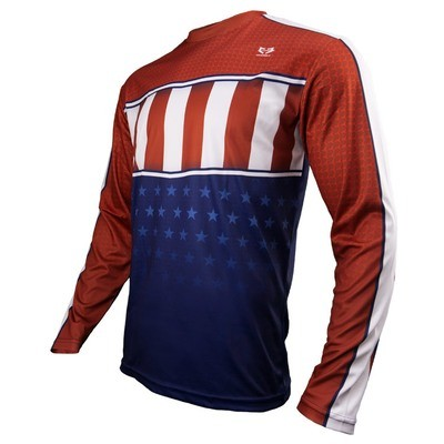 PATRIOT DRI-FIT LS SHIRT
