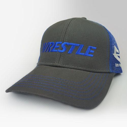 WRESTLE - Trucker Series - Blue