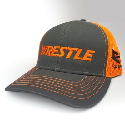 WRESTLE - Trucker Series - Orange