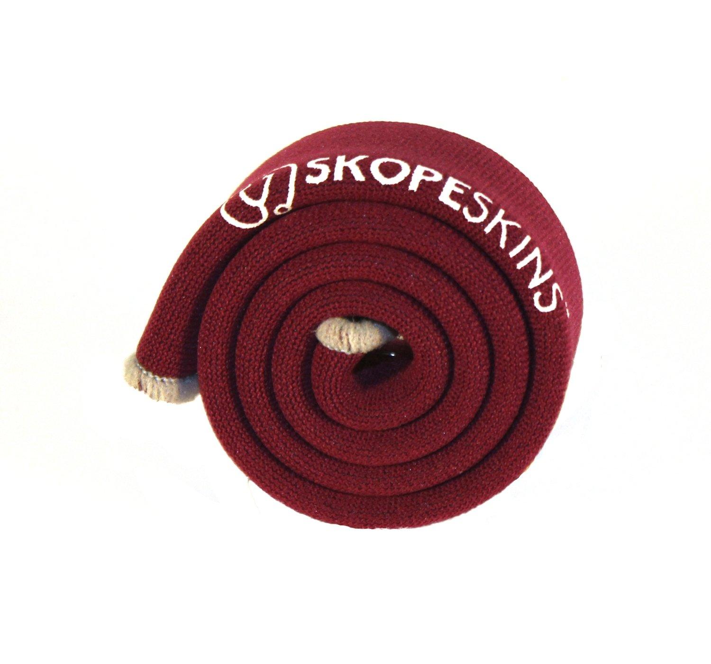 BURGUNDY   SkopeSkins Stethoscope Cover