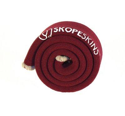 BURGUNDY | SkopeSkins Stethoscope Cover