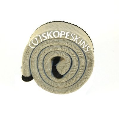 GREY | Skopeskins Stethoscope Cover
