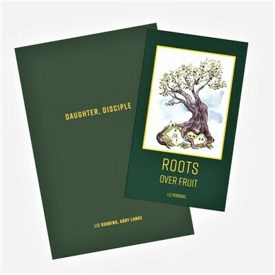 Daughter, Disciple & Roots Over Fruit Bundle (PRE-ORDER)