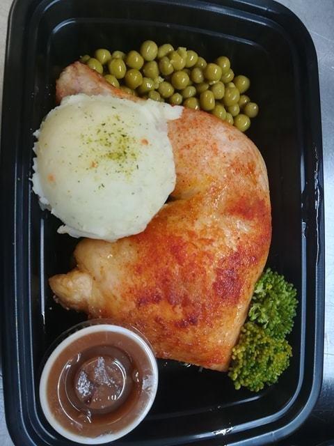 Cuisse de poulet