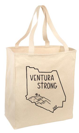 Ventura Strong Cotton Tote Bag