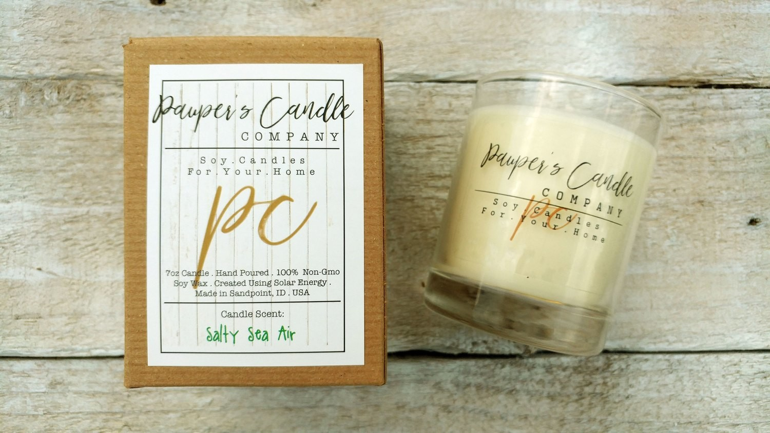 Enjoy Our Every Day Soy Candles