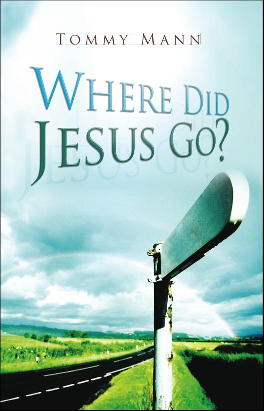 Where Did Jesus Go? Paperback