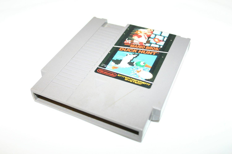 Super Mario Bros./Duck Hunt - Nintendo NES