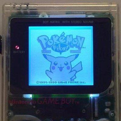 Nintendo Game Boy (DMG-001) - Backlight/Bivert Modification