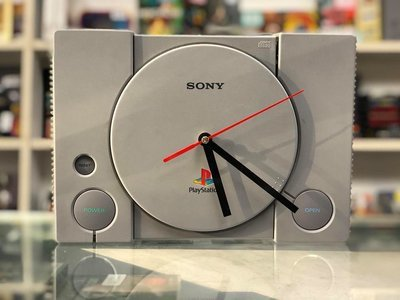 Playstation PS1 Clock