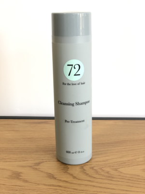 72 Hair Cleansing Shampoo 400ml