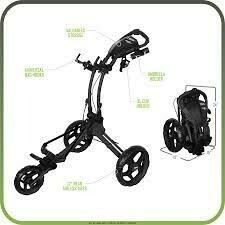 Rovic Disc Golftrolley
