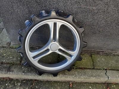 Winter wheels Alphard DUO