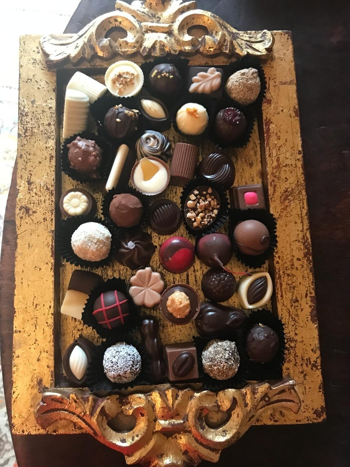 Assorted Praline Box - 20 Chocolates