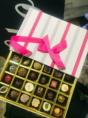 Assorted Pralines 10 - Alcohol Free