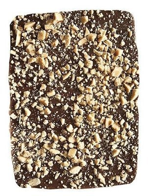 Artisan Brussels - Milk Chocolate Fudge & Salt 120g