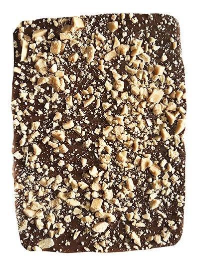 Artisan Brussels - Milk Chocolate Fudge & Salt 120g