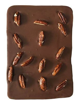 Artisan Dubai - Milk Chocolate with pecan nuts 120g