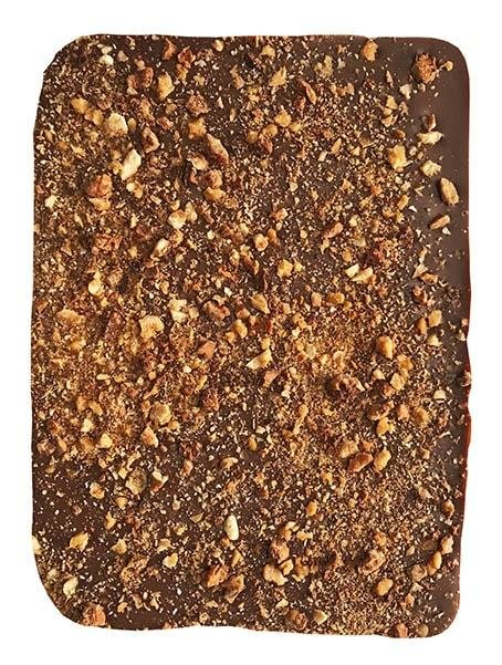 Artisan Florentine - Milk Chocolate with Roasted Macadamia Nuts 120g