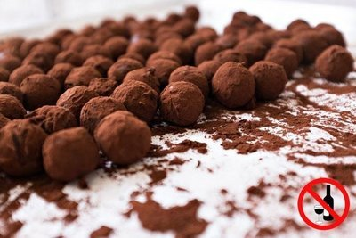 Exclusive Milk Truffles - Alcohol Free