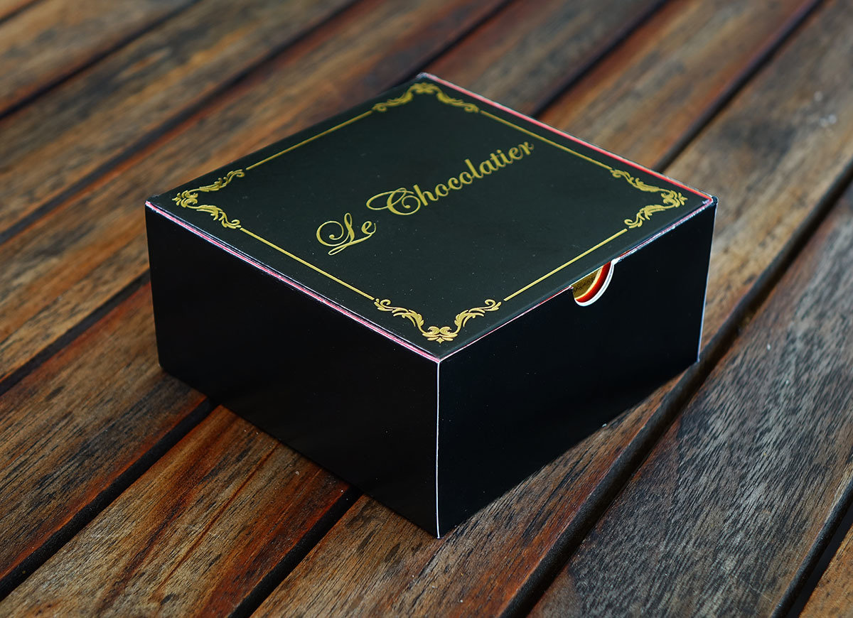 Assorted Praline Box - 18 Chocolates