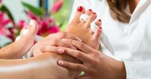 Massage Japonais PIEDS