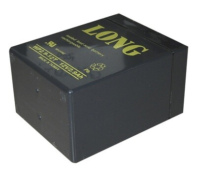 Receiver Battery for Frontrow ToGo