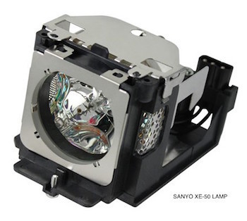 Genuine Replacement Lamp to suit Sanyo XE-50