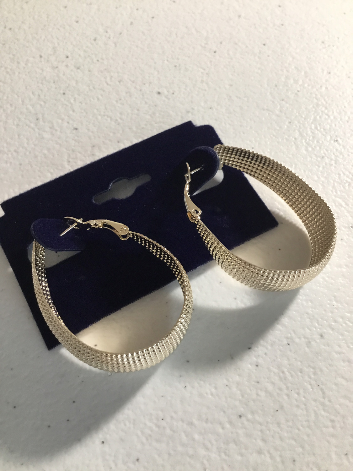 Gold or Silver Hoops