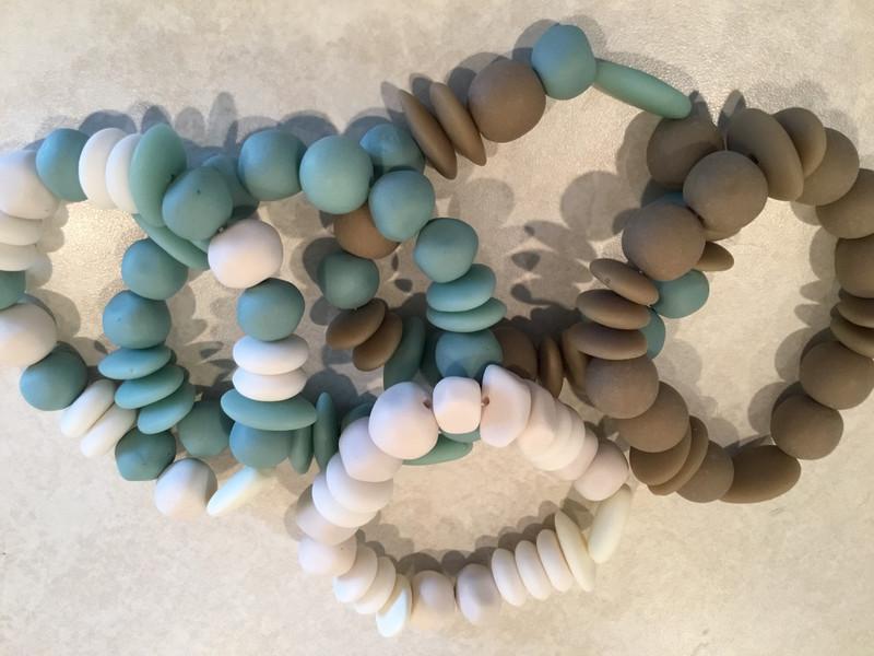 Pebble Elastic Bracelet