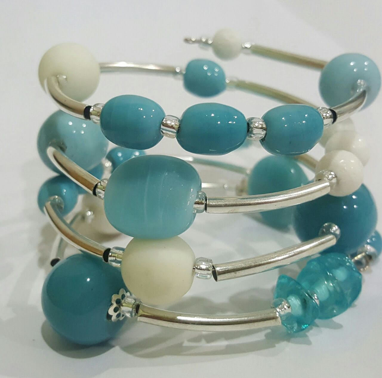 UNC Chapel Hill Twist Bracelet