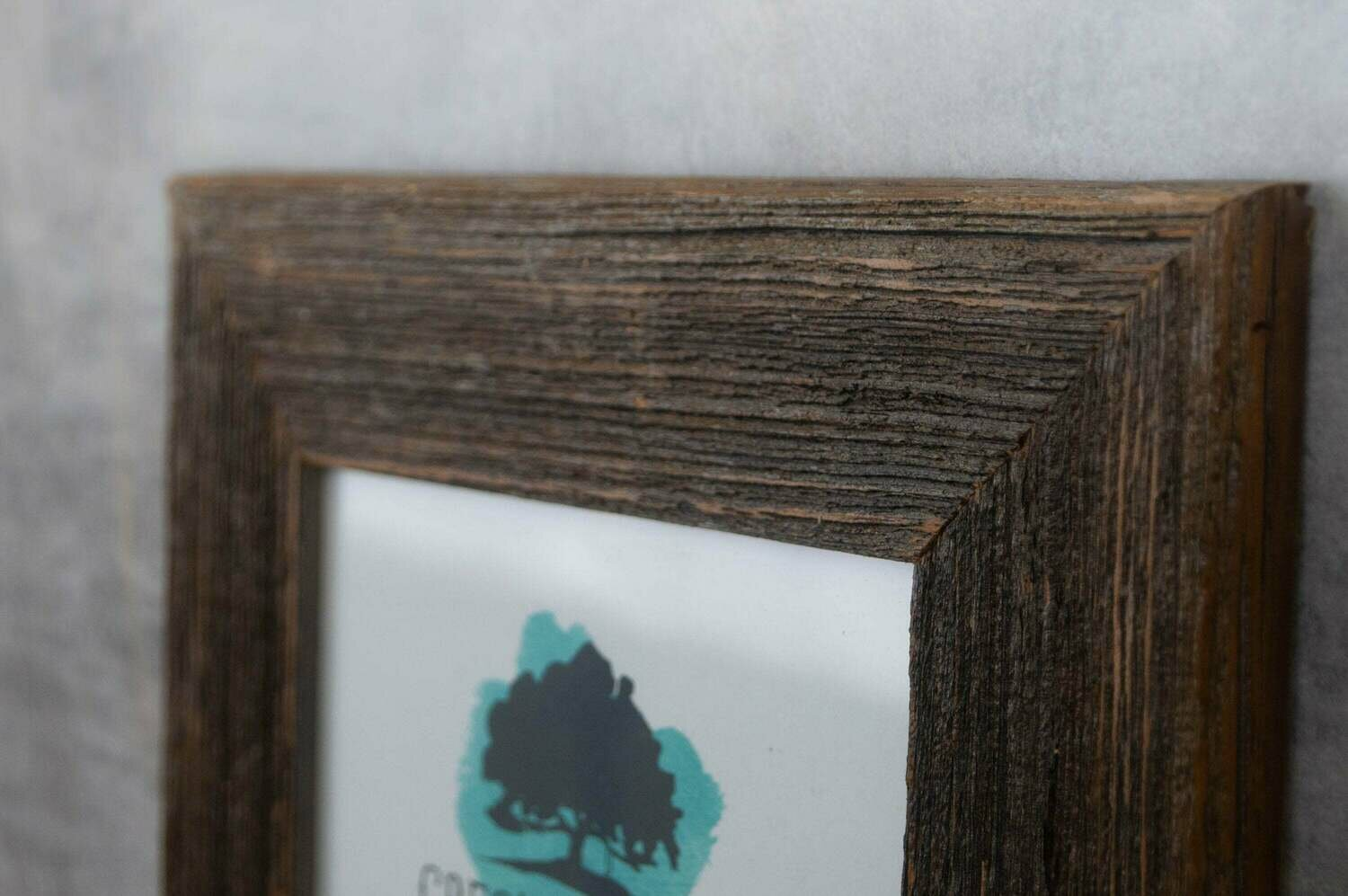 8''x10'' Reclaimed Barnboard Picture/Art Frame