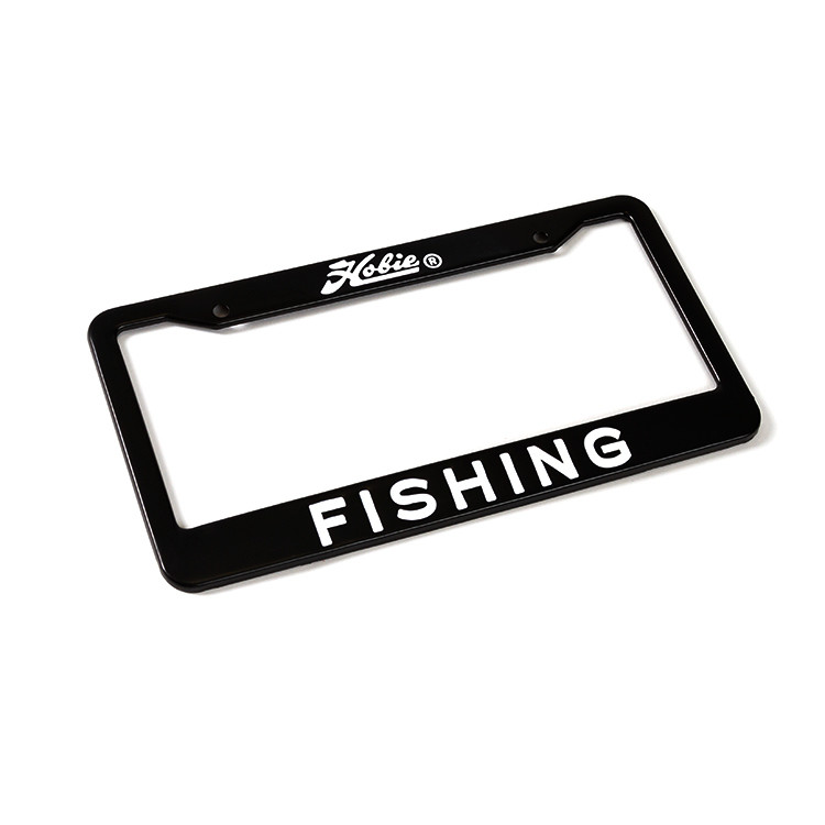 LICENSE FRAME - HOBIE FISHING