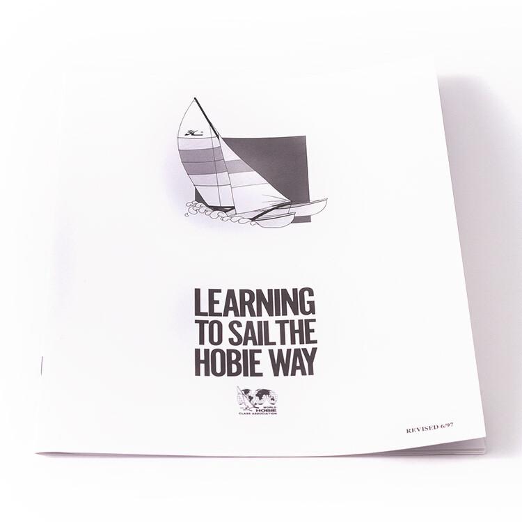 BOOK, LEARN TO SAIL-HOBIE
