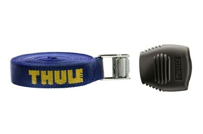 Thule 15-foot Load Straps w/ Padded Cam-Action Buckles