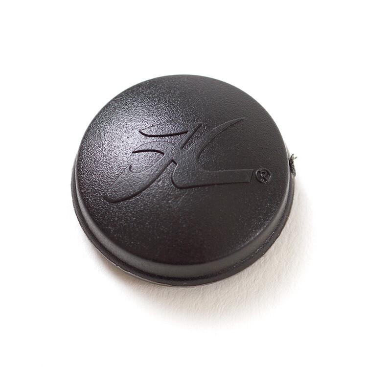 CAP, PEDAL ROUND