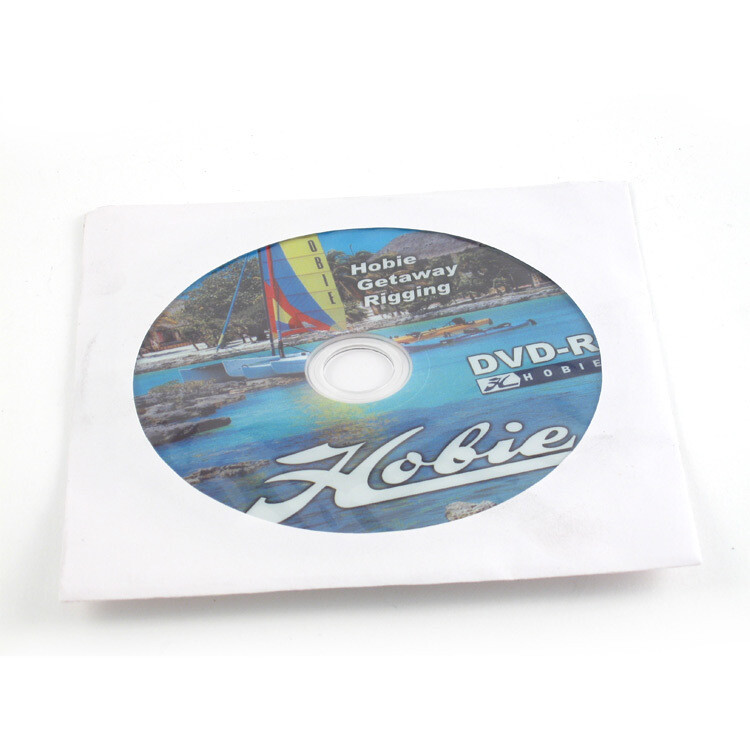 DVD - GETAWAY RIGGING