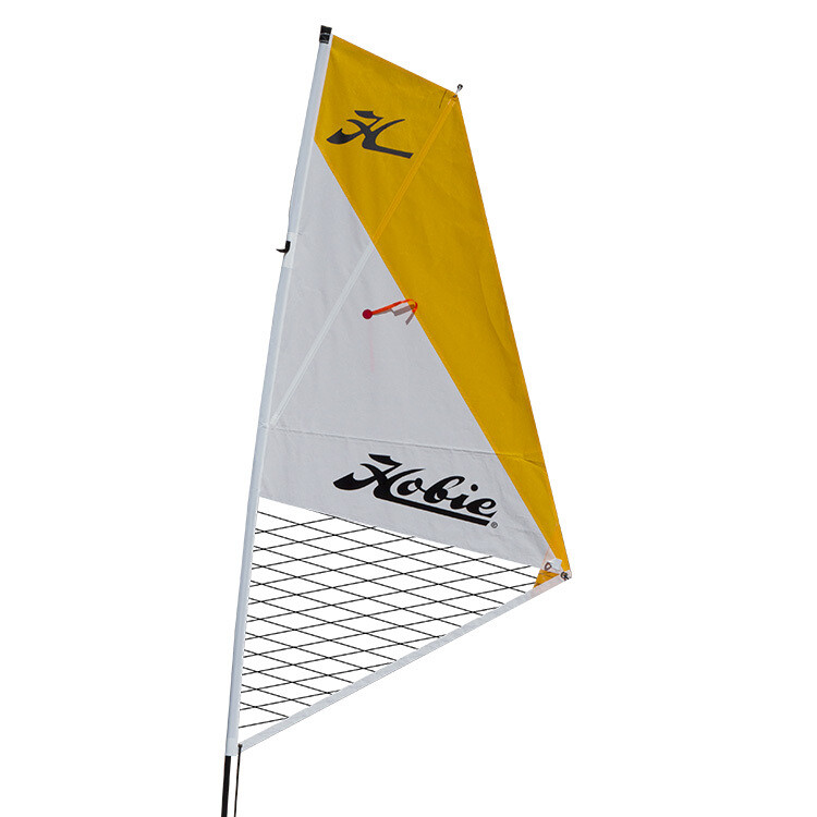 i - SAIL KIT KAYAK WHITE/PAPAY