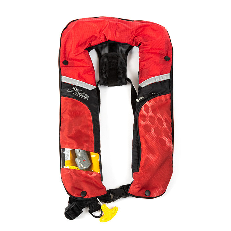 PFD INFLATABLE RED - 24g