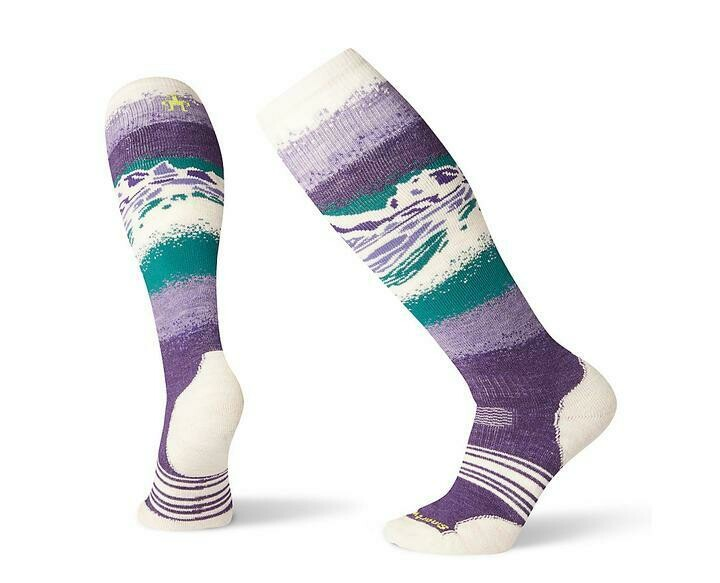 Smartwool Women's PhD Snow Medium Socks