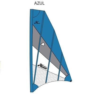 SAIL ADV V2 WHT/GRAY/TURQ (AZU