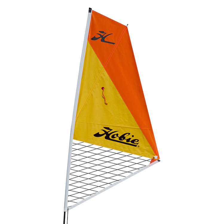 SAIL KIT KAYAK PAPAYA/ORANGE