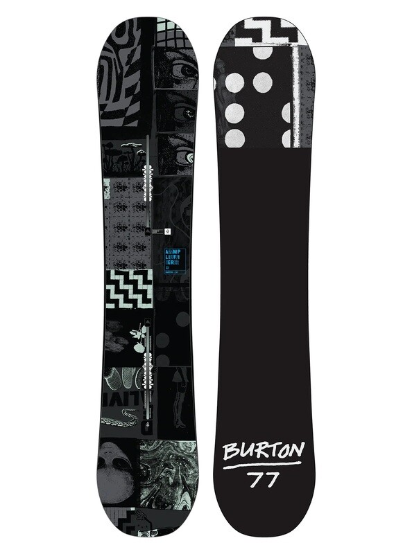 Burton Men's Amplifier Snowboard