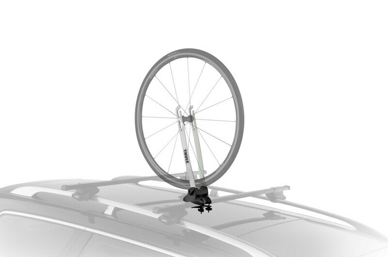 Thule 'Wheel On' Bicycle Tire Mount for Roof Rack