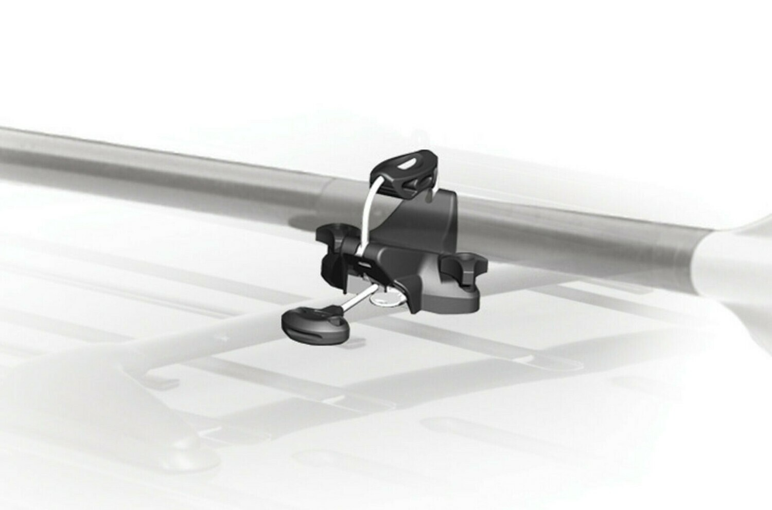 Thule Rack Attachment 'Get-a-Grip' Lockable Multi-Use Holder